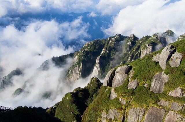 登山 トレッキング 縦走