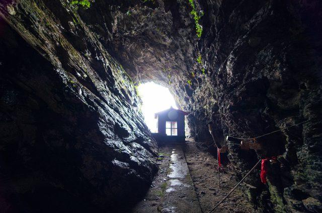 穴場巡り 秘境 矢筈嶽神社