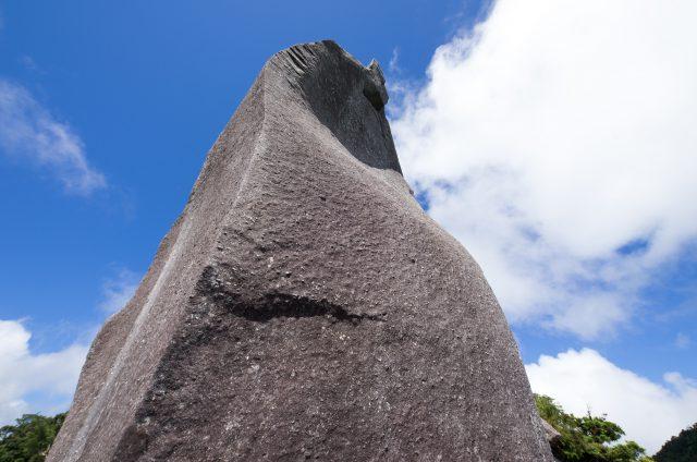 天柱石 穴場巡り ガイドツアー