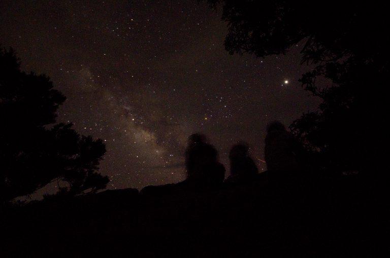 白谷雲水峡を一泊&ナイトツアーで満天の星空を!