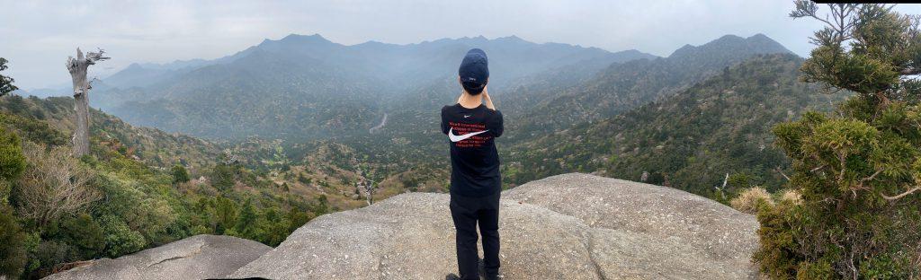 白谷雲水峡ツアー