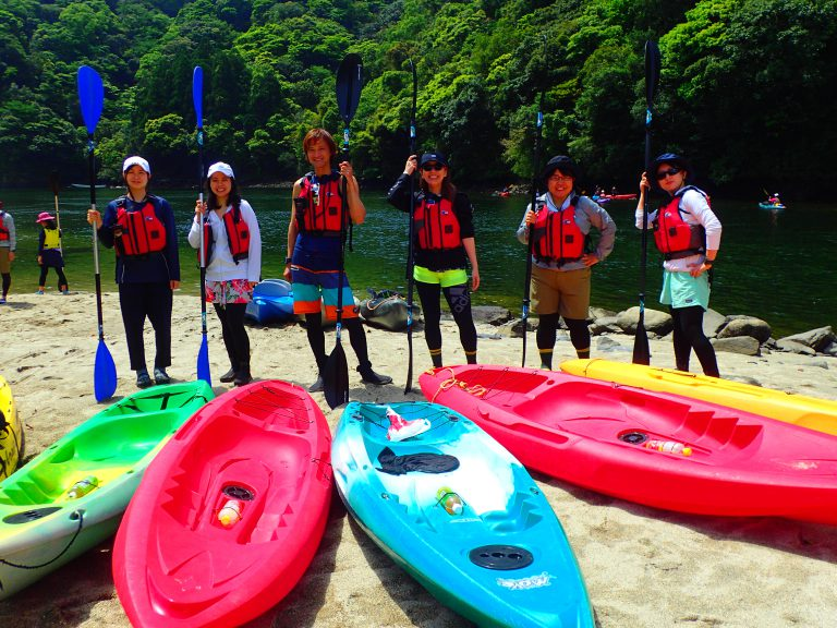 屋久島でカヤックツアーをおすすめする理由とは?色んな不安(天候・装備)を解消します!
