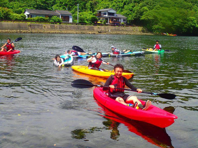 屋久島でリバーカヤックツアーをおすすめする理由とは?色んな不安(天候・装備)を解消します!