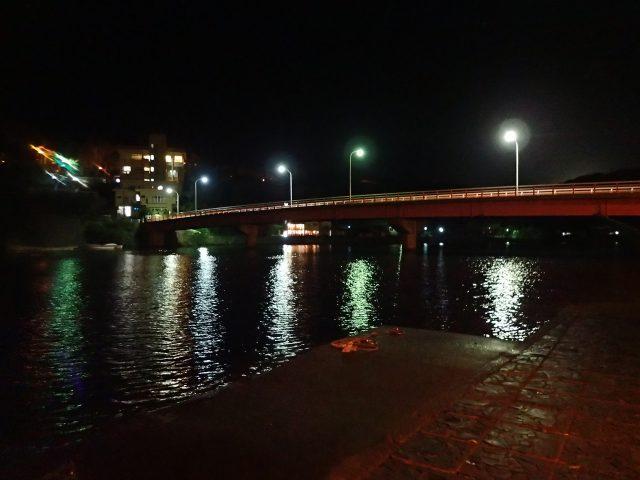 ナイトSUP 星空 安房川