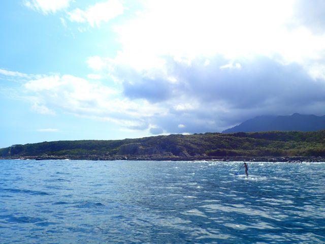 海サップ 冒険